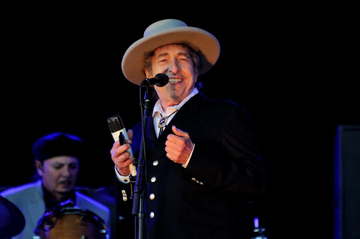 Bob Dylan won the Nobel Prize for Literature on Thursday.