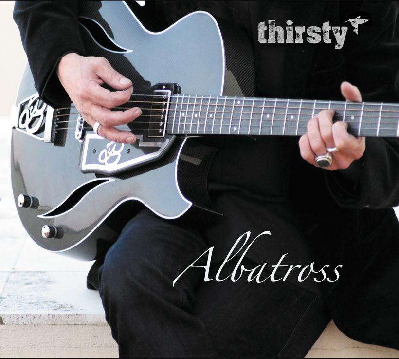 """Cover art for """"Albatross"""""""