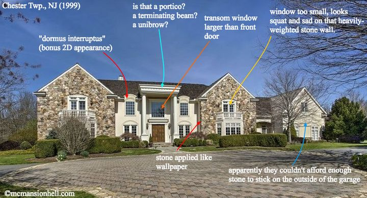 "In one post, Wagner <a href=""http://www.mcmansionhell.com/post/149563260641/mcmansions-101-mansion-vs-mcmansion-part-2"" targe"