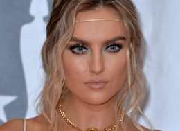 Perrie Edwards Breaks Silence On Luke Pasqualino Romance