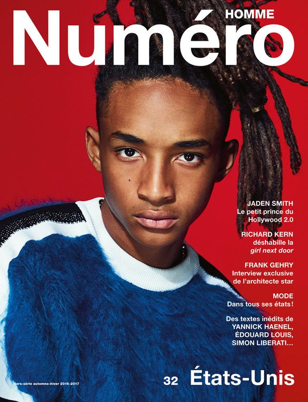 Jaden Smith Used To Be 'A Vampire, For