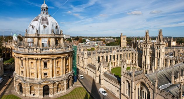 13% of state school teachers didn't think they would enjoy life at Oxford University, pictured, or