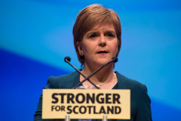 Sturgeon threatens new independence poll if government goes ahead with hard Brexit