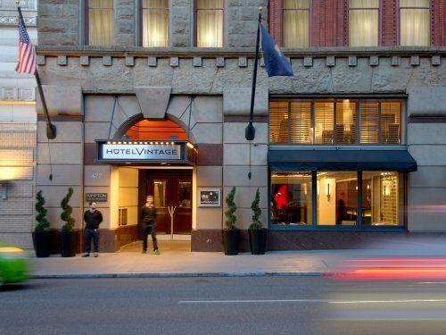 Hotel Vintage, Portland