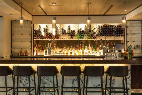 Bacchus Bar, Hotel Vintage