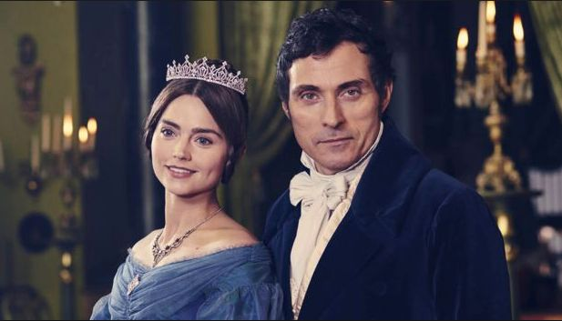 Viewers have voiced their appreciation for 'Victoria' starring Jenna Coleman and Rufus Sewell