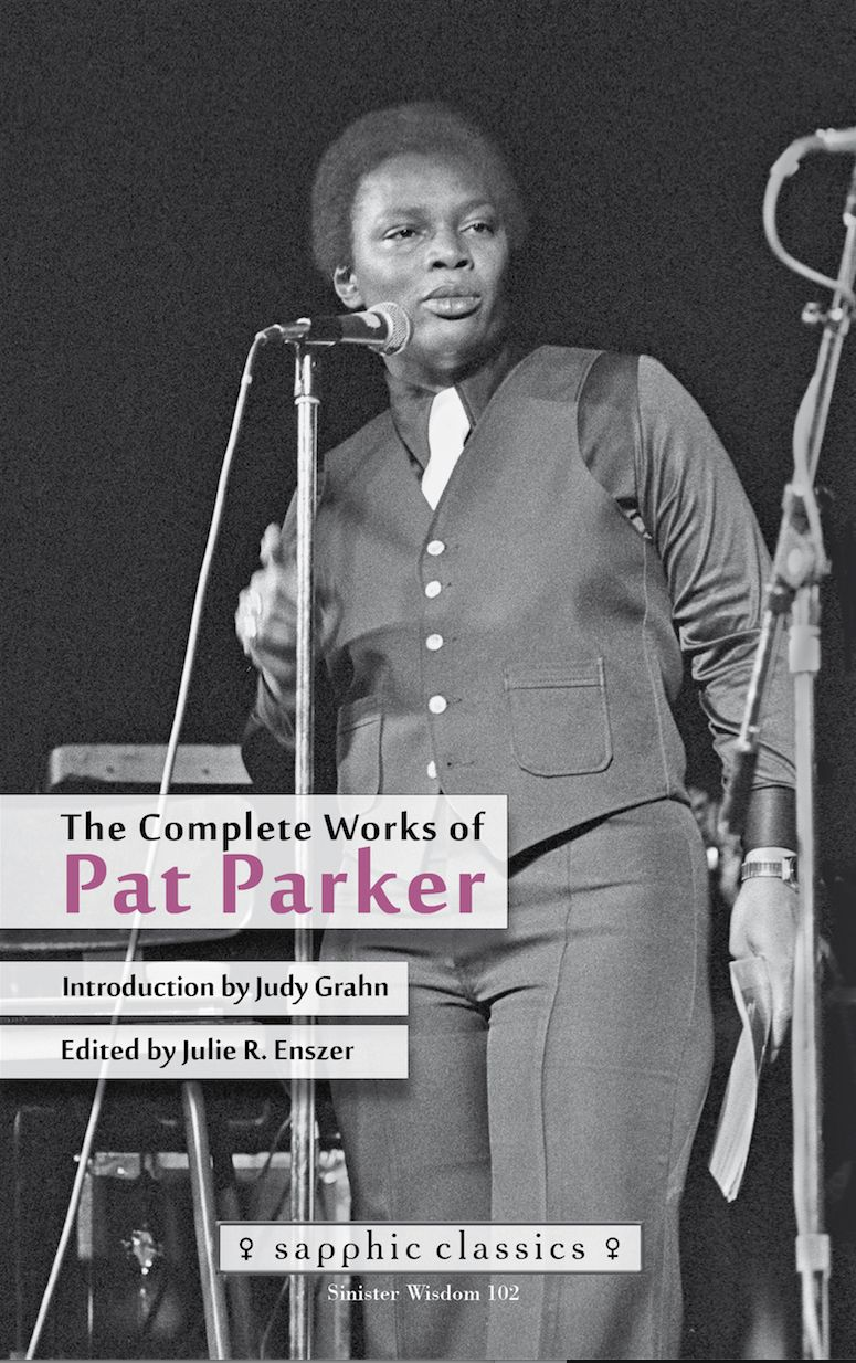 Cover image of Pat Parker by JEB, (c) 2016