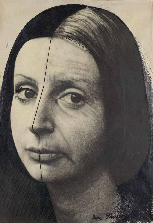 """Ewa Partum, """"Change,"""" 1974"""
