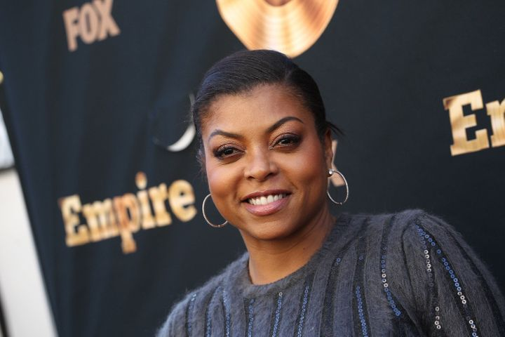 "Taraji P. Henson, queen of ""Empire."""