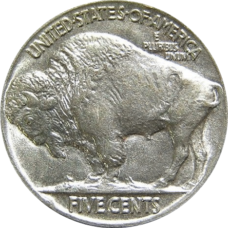 US Nickel, 1913