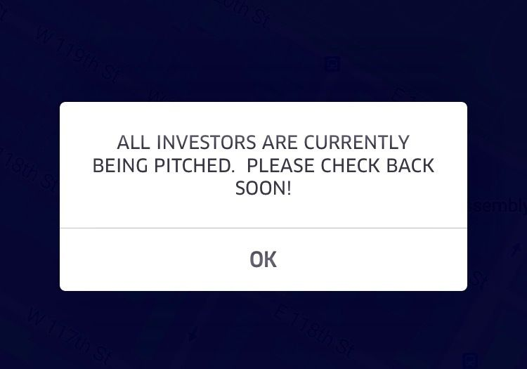 Uber App During POOLpitch