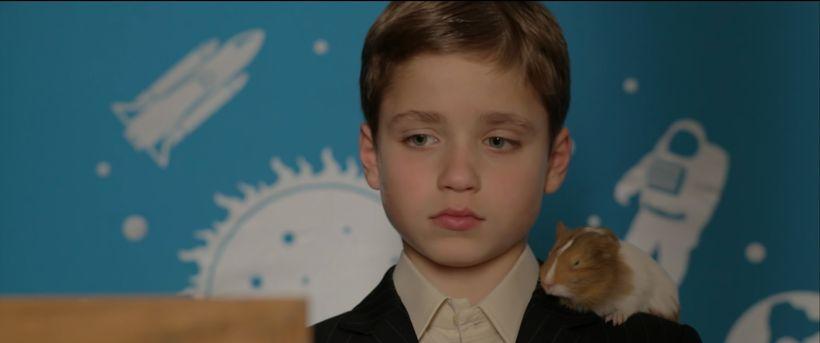 Pet star Roberto Gruso