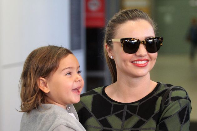 Miranda Kerr lives in Malibu with her son Flynn, now