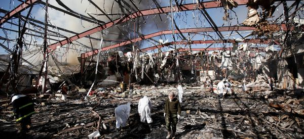 Deadly Attack On Yemen Funeral Based On Incorrect Information: Investigation