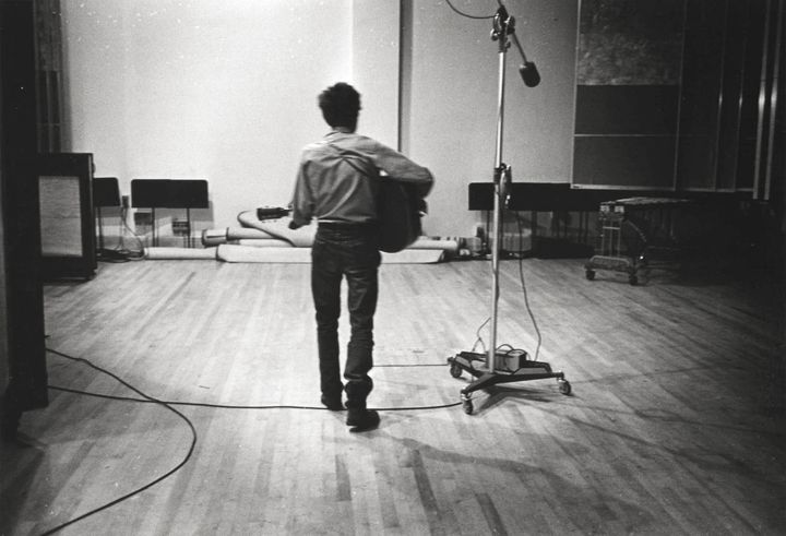 Don Hunstein (United States, b. 1928), Bob Dylan, New York City, August 1963