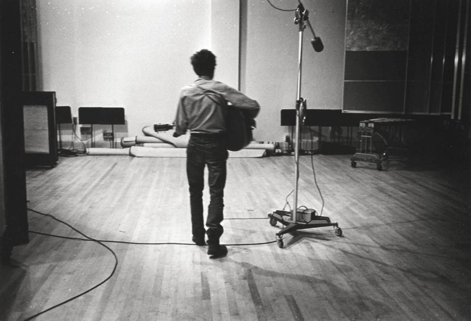 Don Hunstein (United States, b. 1928),Bob Dylan, New York City, August 1963
