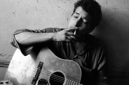 John Cohen, Bob Dylan, New York, 1962