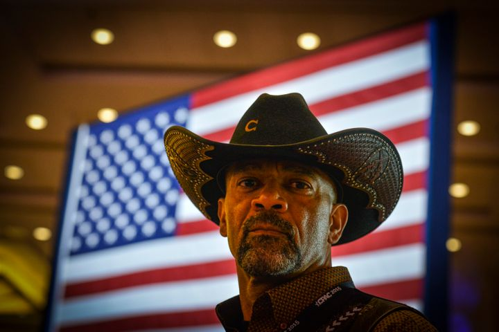 "Milwaukee County Sheriff David Clarke suggests that Americans resort to ""pitchforks and torches"" because he says the governme"