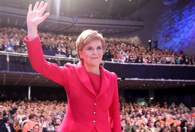 First Minister Nicola Sturgeon told delegates at the SNP conference in Glasgow that Scotland will one...