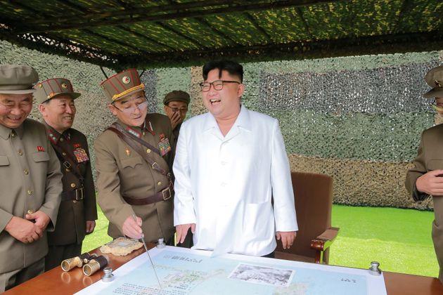 North Korea Conducts Failed Missile