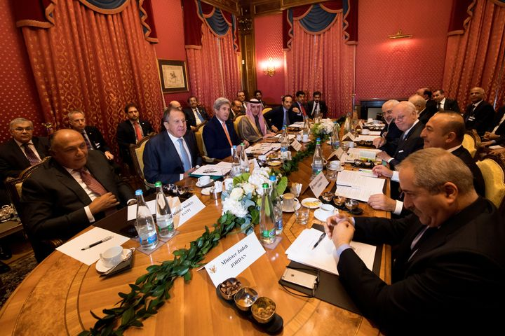 Syria talks between nine countriesin Lausanne, Switzerland failed to reach a breakthrough on Saturday.