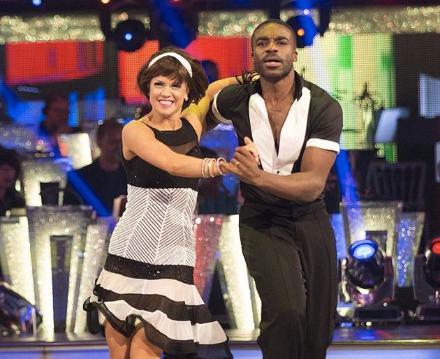 Ore said afterwards the jive was his favourite dance of