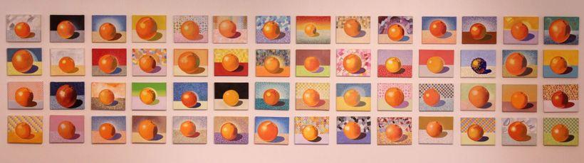 """NAFTA Oranges"" by Clark Fox"