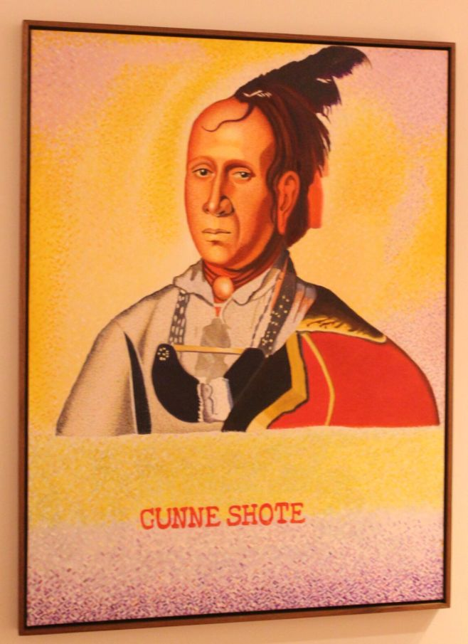 """Cunne Shote"" by Clark Fox"
