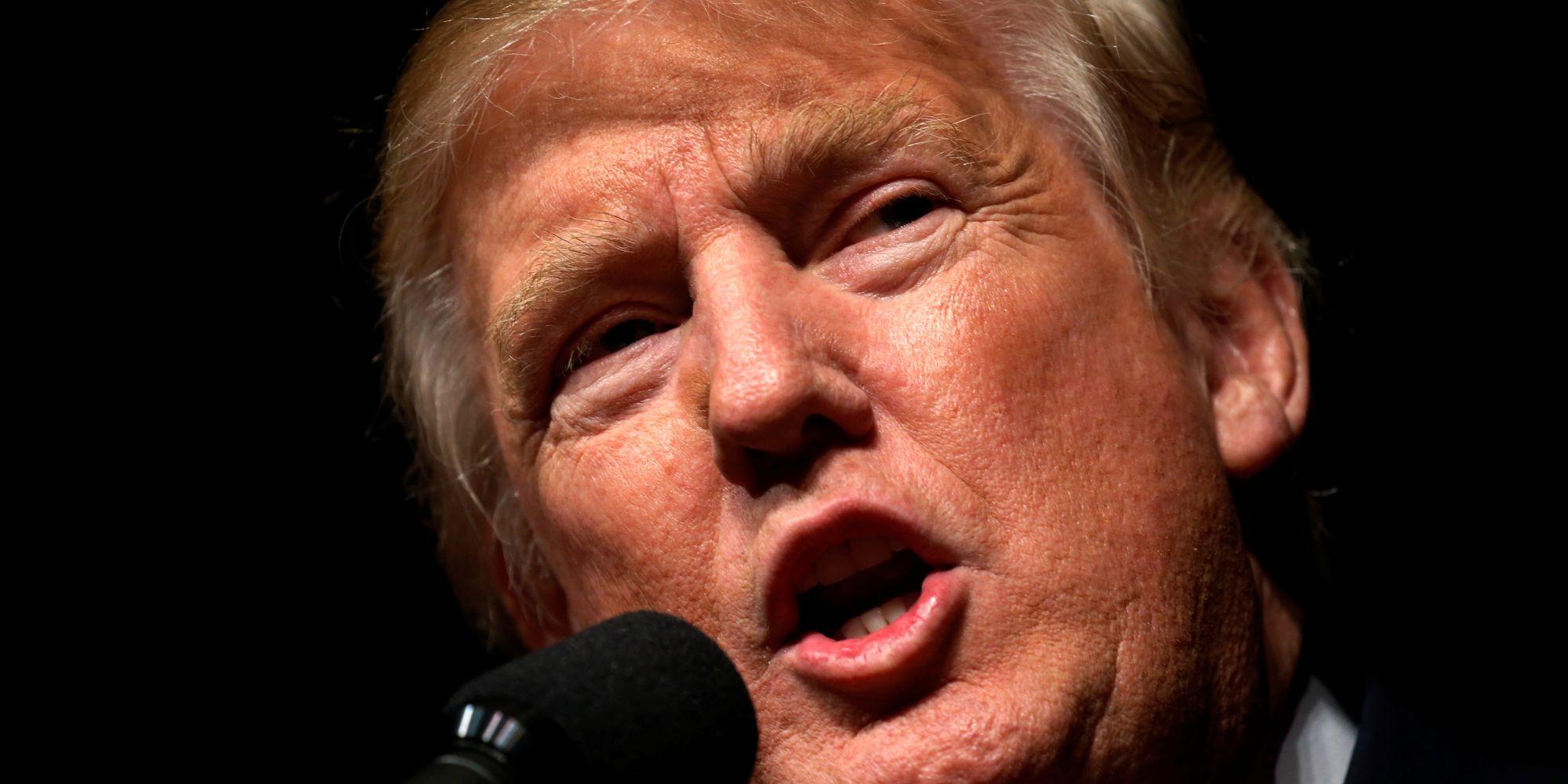 Donald Trump Hates Alec Baldwin