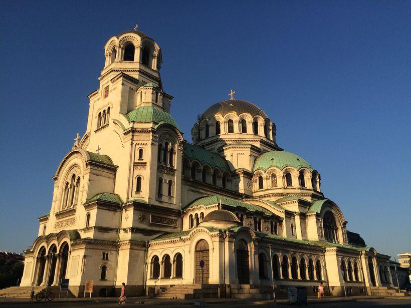 St. Alexander Nevski Cathedral, Sofia