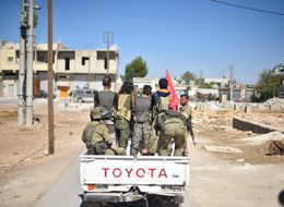 ISIS Loses The Syrian Town Key To Its Belief In The Apocalypse
