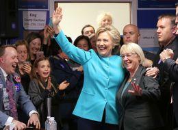 Polls Show Good News For Hillary Clinton