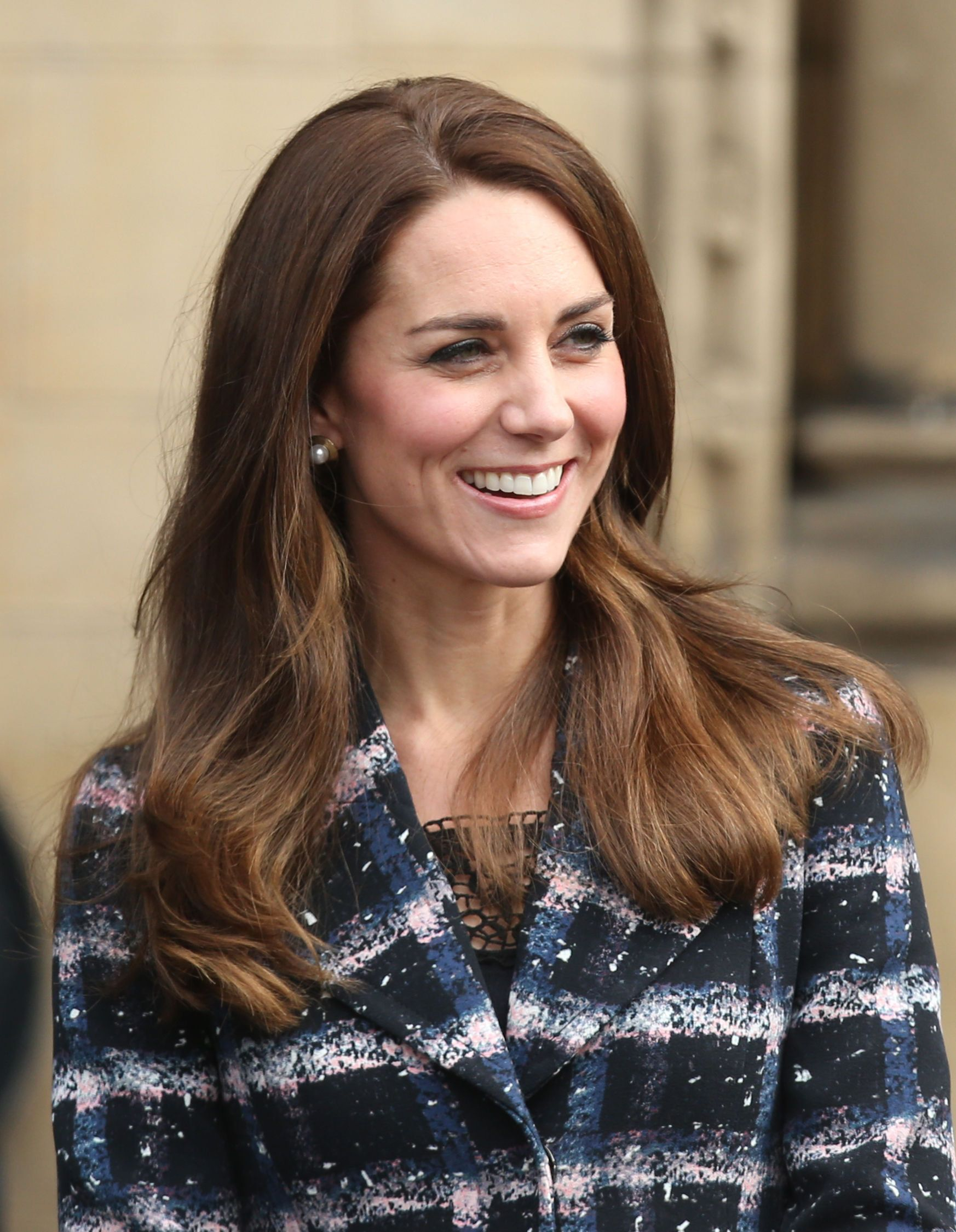 Duchess of Cambridge Kate Middleton has opened up about her late grandmother's work cracking enemy codes...