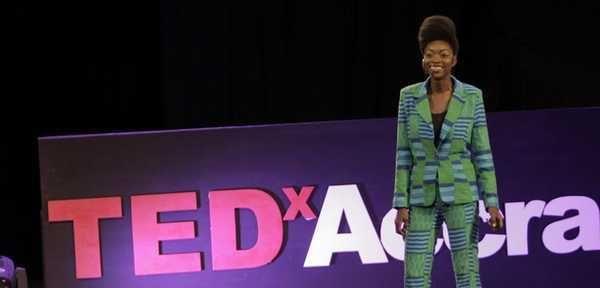 Nana Brew Hammond speaks at 2015 TedxAccra