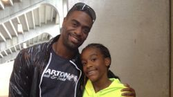 Sprinter Tyson Gay's Daughter Shot
