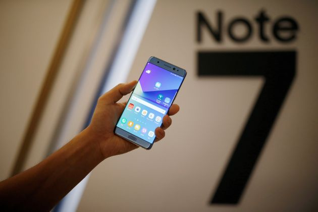 Samsung Galaxy Note 7 Banned From ALL US Flights As Airlines Follow