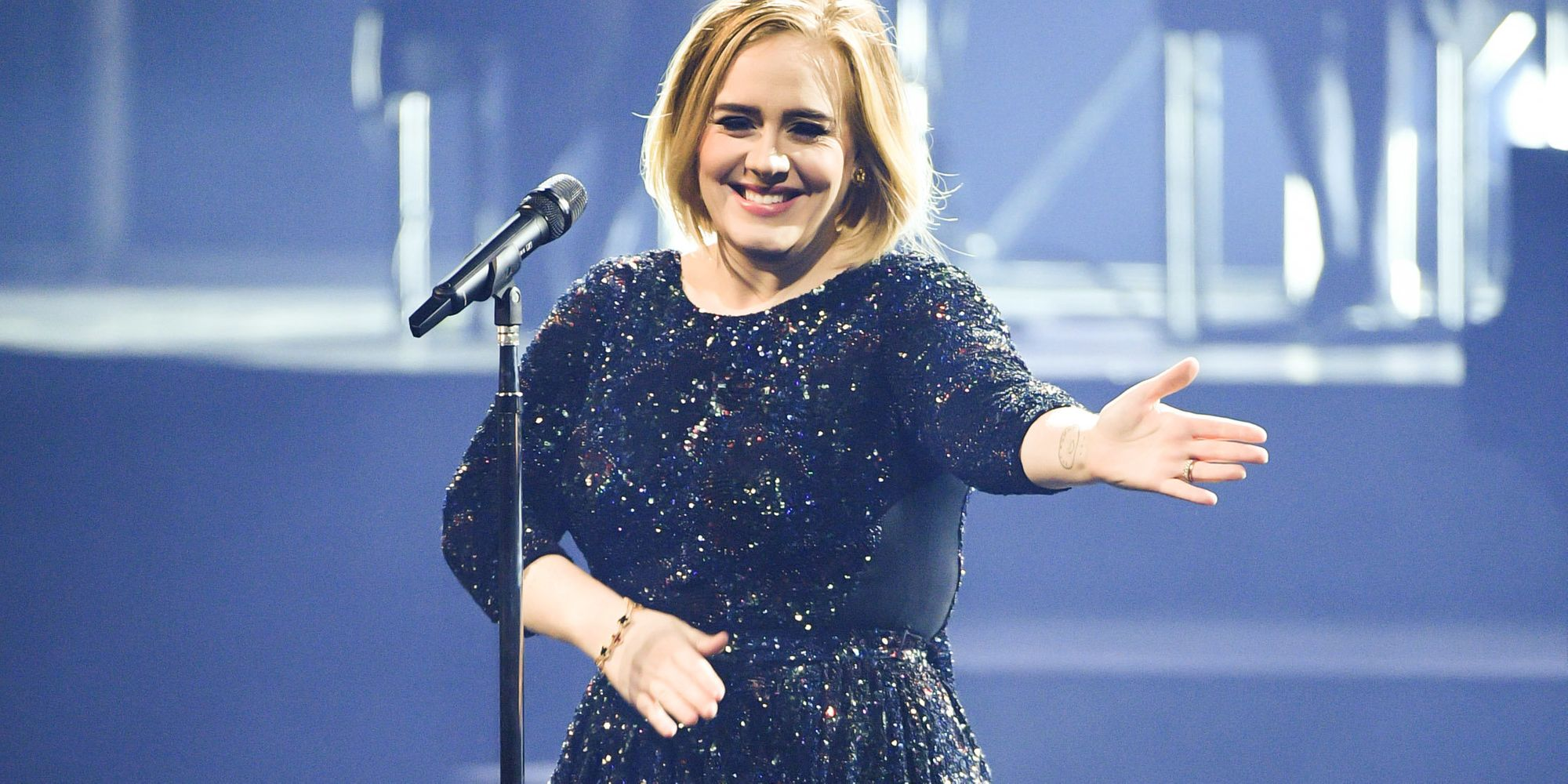 Adele Reveals She's Broody For Second Baby But Won't Get
