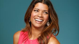 BEVERLY HILLS, CA - JULY 18:  CW's 'Jane the Virgin' actress Andrea Navedo poses for a portrait during the CW and Showtime's 2014 Summer TCA Tour at The Beverly Hilton Hotel on July 18, 2014 in Beverly Hills, California.  (Photo by Christopher Polk/Getty Images)