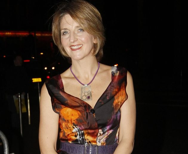 Kaye Adams hosts a phone-in programme on BBC Radio Scotland and presents ITV show 'Loose