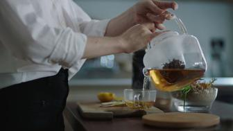 Tea rituals can remind us of the beauty and uniqueness of the present moment
