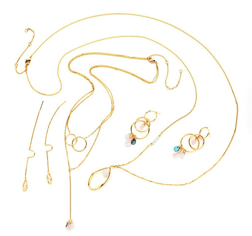 60% of the purchase of LOFT's jewelry capsule collection will be donated to the Breast Cancer Research Foundation