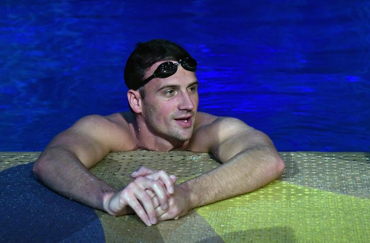 "Told that it was Yom Kippur, Ryan Lochte responded, ""What's that?"""
