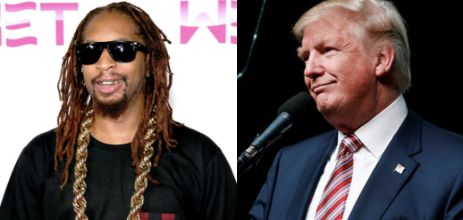 Lil Jon says Trump called him an 'Uncle Tom' during a 2013 episode of 'Celebrity Apprentice.'