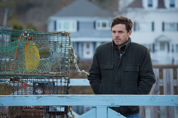 Of the performancesthat have screened for press so far, none is as affecting as Casey Affleck's repressed heartache in