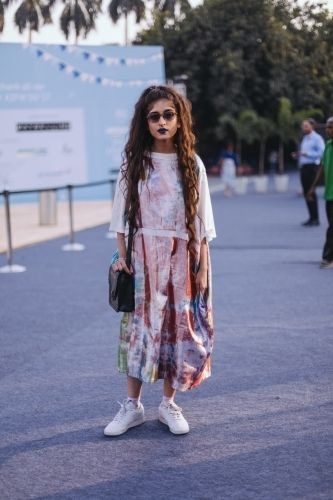 Street Style at AIFW