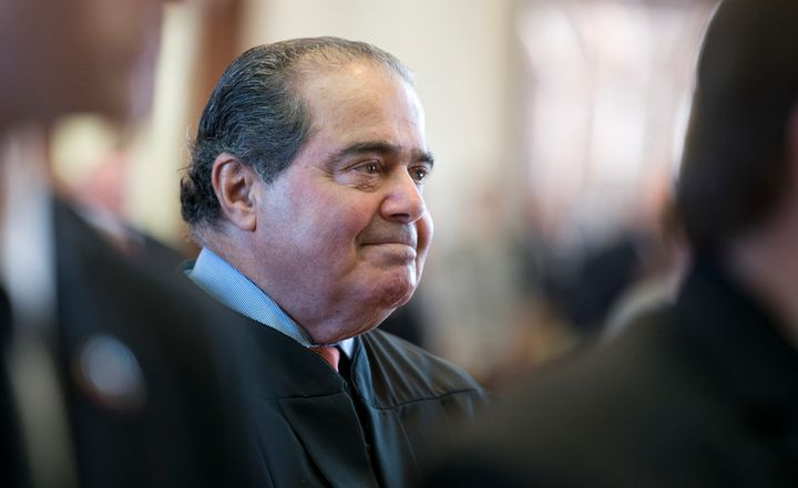 Originalists Against Trumpshare the late Justice Antonin Scalia's view on how to readthe Constitution.