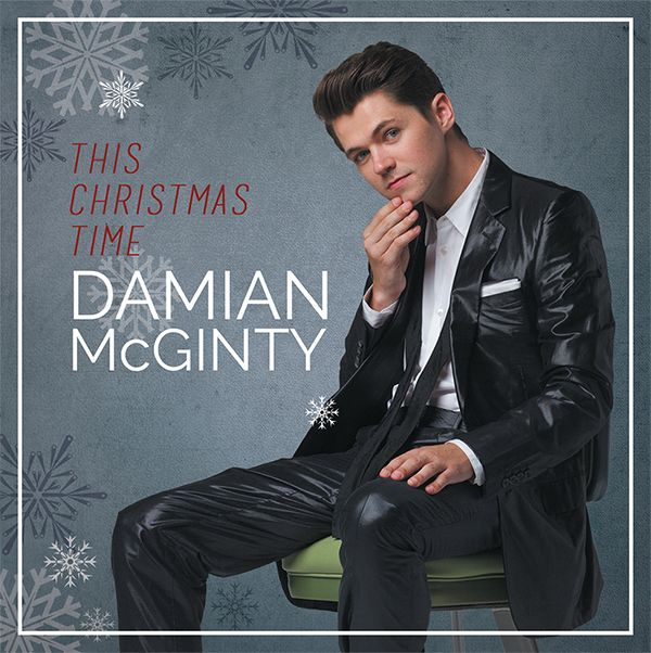 Damian McGinty's new album, This Christmas Time
