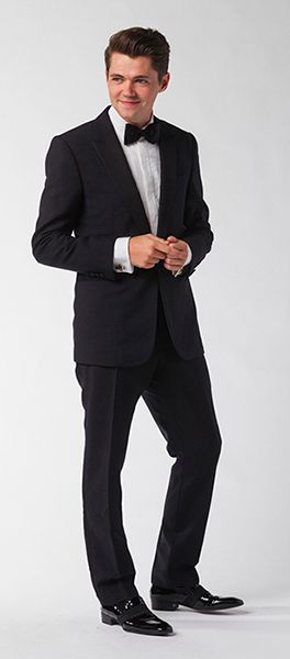 A dapper Damian at his photo shoot for the album cover