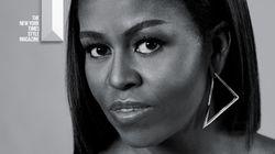 Michelle Obama's T Magazine Cover Will Kick You In The