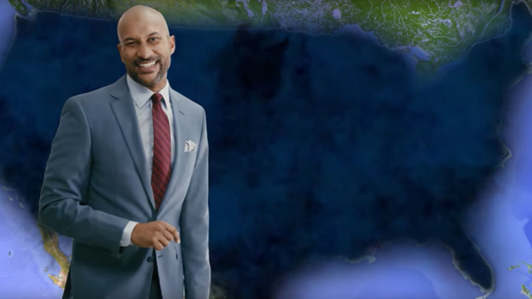 Keegan-Michael Key Provides A Bleak Forecast For Trump's America In New Video